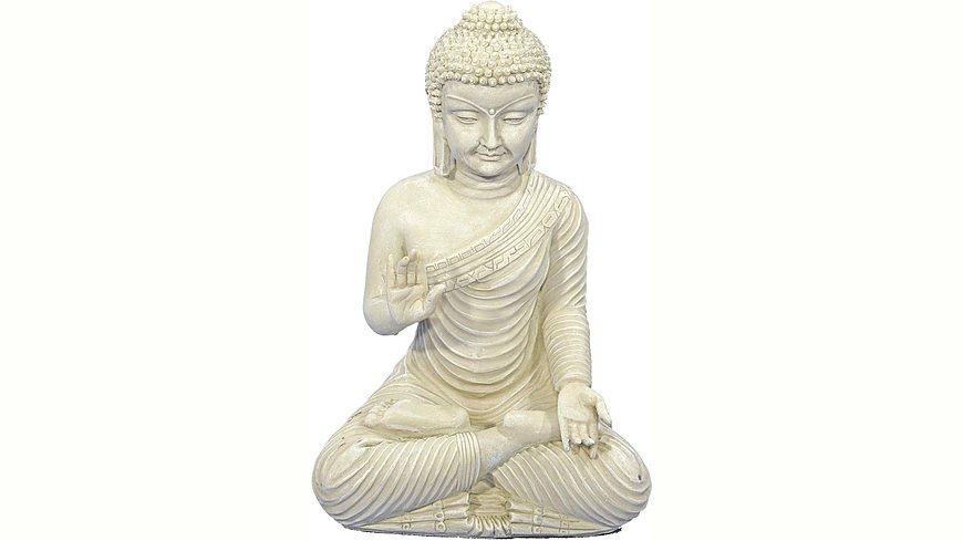 Dekofigur, Home affaire, »Buddha im Lotussitz«