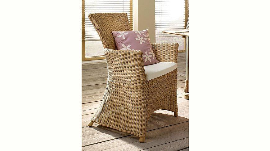 home affaire rattansessel in 3 farben m bel24. Black Bedroom Furniture Sets. Home Design Ideas