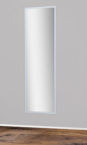 5136-1 - Spiegel 175x55cm / Rückwand weiß