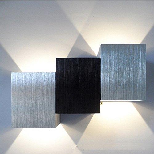 6w led moderne wandlampe 60mm 180mm warmwei - Plafoniere da esterno moderne ...