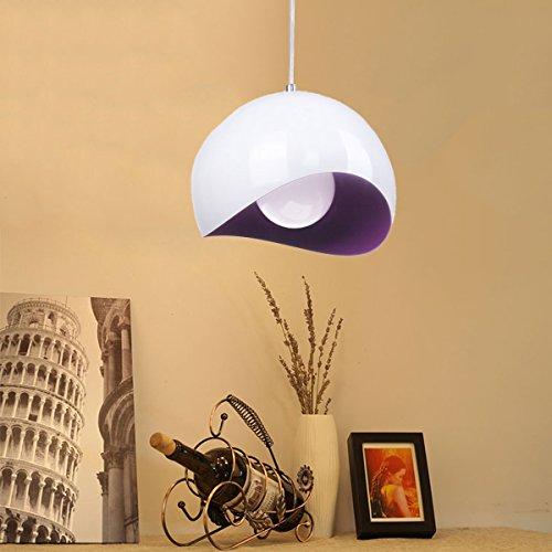 Moderne metall aluminium pendelleuchte 1 licht einfachen for Esszimmer pendelleuchte