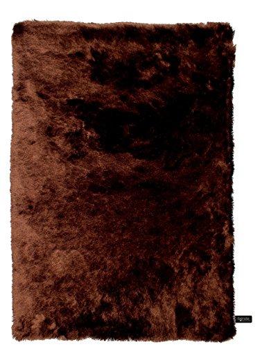 Benuta Whisper Shaggy Hochflor-Teppich | Langflor-Teppich für Schlafzimmer und Wohnzimmer