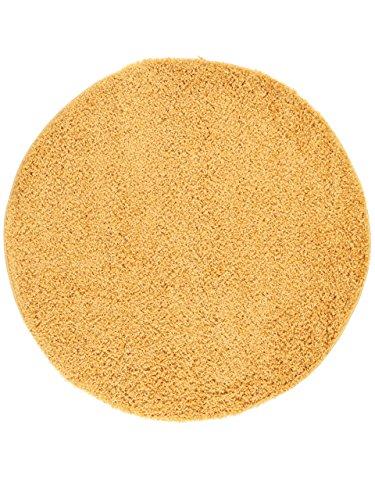 benuta Teppiche Shaggy Langflor Hochflor Teppich Swirls - schadstofffrei - 100% Polypropylen - Uni - Maschinengewebt - Wohnzimmer