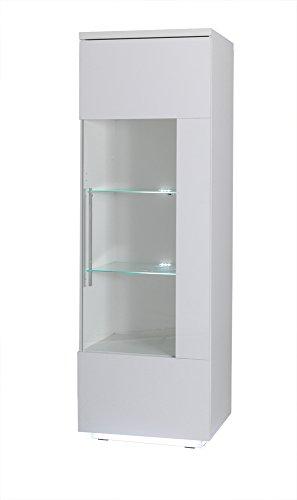 esszimmer vitrine weiss hochglanz m bel24 online. Black Bedroom Furniture Sets. Home Design Ideas