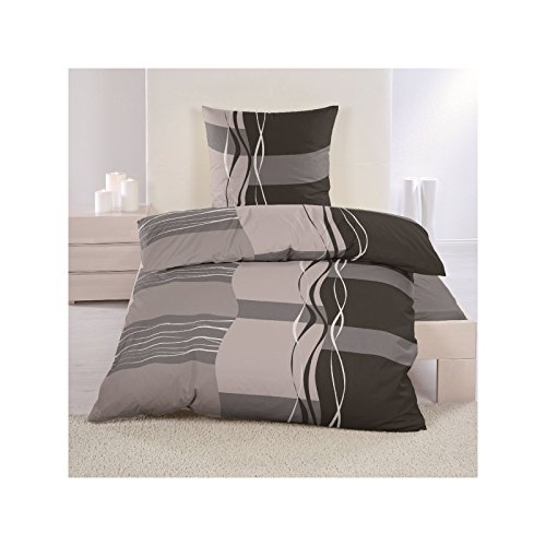 microfaser fleece bettw sche 135 200 cm 3 oder 6 tlg aus 100 polyester mit spannbettlaken. Black Bedroom Furniture Sets. Home Design Ideas