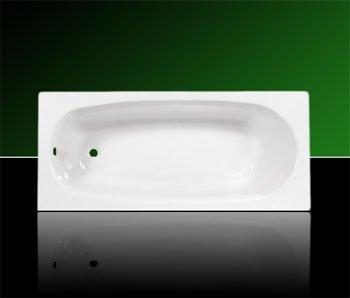 acryl badewanne wanne rechteck rechteckwanne inklusive ablauf und berlauf m bel24. Black Bedroom Furniture Sets. Home Design Ideas