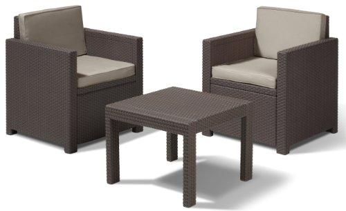 allibert lounge set victoria balcony m bel24. Black Bedroom Furniture Sets. Home Design Ideas