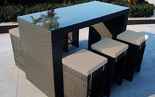 baidani rattan garten sitzgruppe summernight select. Black Bedroom Furniture Sets. Home Design Ideas