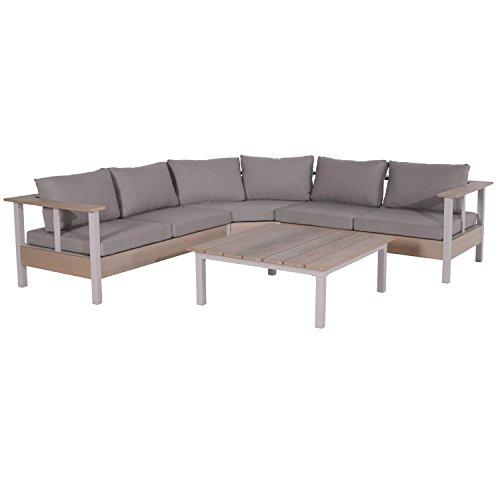 garden impressions lounge set 4 teilige gartenmbel. Black Bedroom Furniture Sets. Home Design Ideas