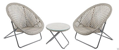 kunst rattan loungem bel set ideal f r ein wintergarten On kunstrattan lounge