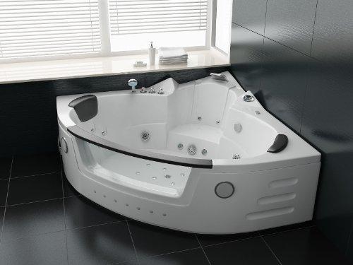 Luxus Whirlpool Badewanne 152x152 + Vollausstattung ! (JACUZZI) - SONDERAKTION !