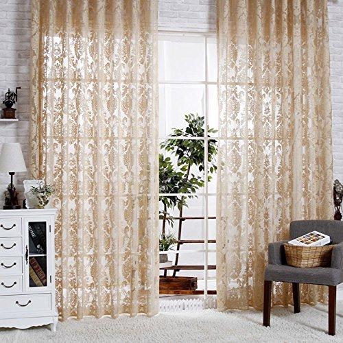 r lang vorh nge schlafzimmer mit kr uselband oben gardinen. Black Bedroom Furniture Sets. Home Design Ideas