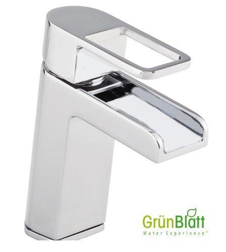 Wasserfall bad armatur waschtischarmatur einhebelmischer - Wasserfall armatur ...
