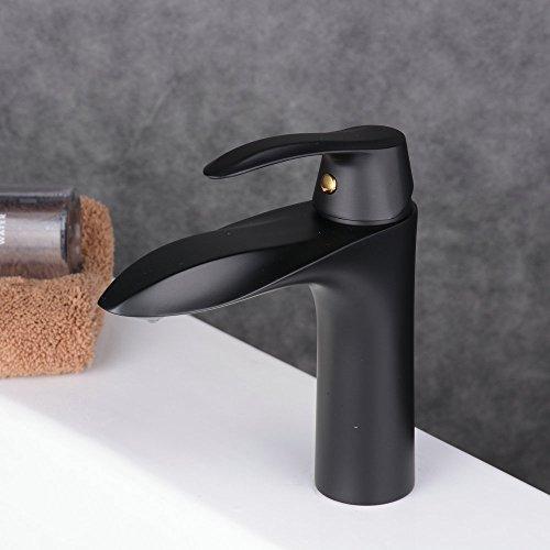 beelee Hohe Qualität Hebel Einlochmontage Washroom momobloc Waschbecken Wasserhähne Wasserhähne, Badewannen Mischbatterie Spülbecken
