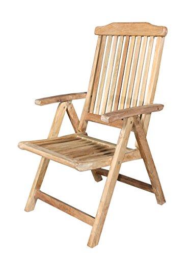 massiver teakholz klappstuhl gartenstuhl teakstuhl 2er set gartenm bel massivholz m bel24. Black Bedroom Furniture Sets. Home Design Ideas