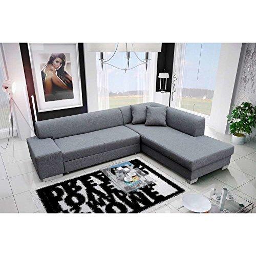 justhome porto ecksofa polsterecke schlafsofa. Black Bedroom Furniture Sets. Home Design Ideas