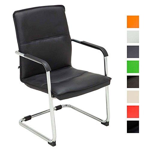 clp freischwinger stuhl mit armlehne seattle besucherstuhl. Black Bedroom Furniture Sets. Home Design Ideas