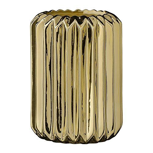Bloomingville Vase gold