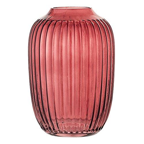 Bloomingville Vase, rot